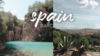 SPAIN: BARCELONA & VALENCIA   Semester At Sea Fall 2017 thumbnail