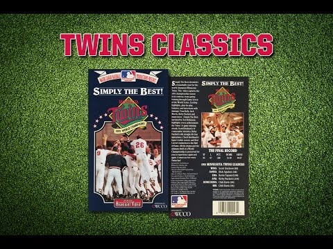 Simply The Best! - 1991 Minnesota Twins Highlight Film