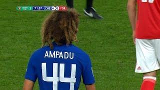 Ethan Ampadu vs Nottingham Forest (Chelsea Debut) HD 1080i