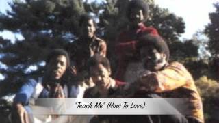 Blue Magic - Teach Me (How To Love)
