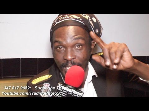 ''Reggae ''singer'' Anthony B Live at BB ''king'' NY interview & show!''