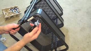 Assemble an IKEA Raskog - Best Cart EVER!
