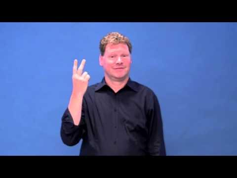"""Republic of Slovenia"" in international sign language"