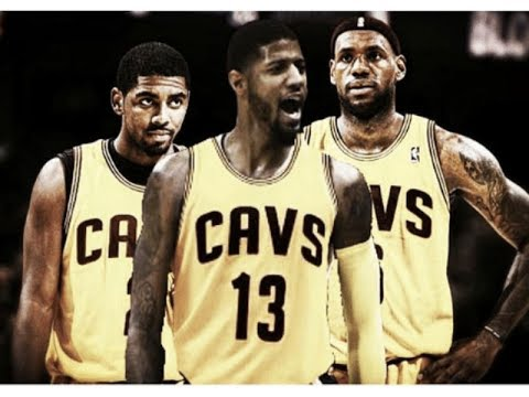 Should Paul George go to the Cleveland Cavaliers
