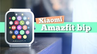 Xiaomi Amazfit Bip КРУТЫЕ СМАРТ ЧАСЫ 2018! КОТОРЫЕ ТЫ ТОЧНО ЗАХОЧЕШЬ СЕБЕ