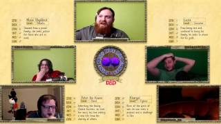 dungeons and dragons twitch stream fail