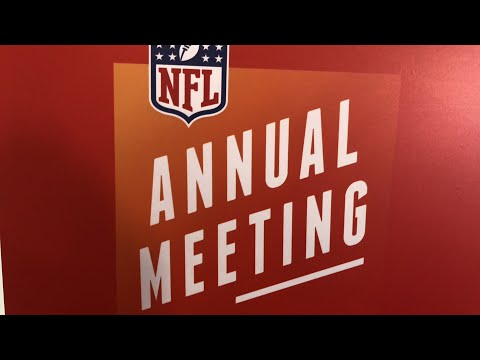 Jarrett Bell USA Today On NFL Owners Meeting AFC-NFC Coaches Breakfast #NFL