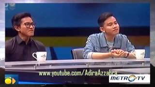 MATA NAJWA 24 Februari 2016 CERITA ANAK JOKOWI Gibran Rakabuming Kaesang Pangareb MP3