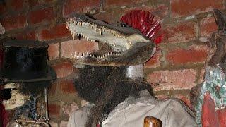 Super Creepy Voodoo Museum