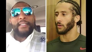 Ray Lewis Tells Colin Kaepernick to Keep His Activism to Himself.