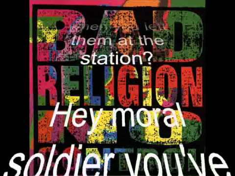 Bad Religion  I Want To Conquer The World Lyrics