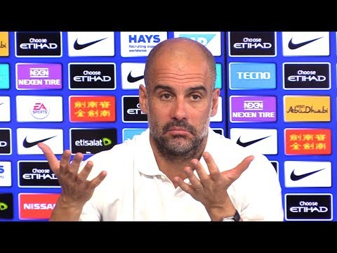 Pep Guardiola Full Pre-Match Press Conference - Man Utd v Man City - Manchester Derby