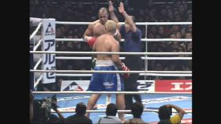 K-1 WORLD GP FINAL IN TOKYO DOME 2001.12.8 東京ドーム.