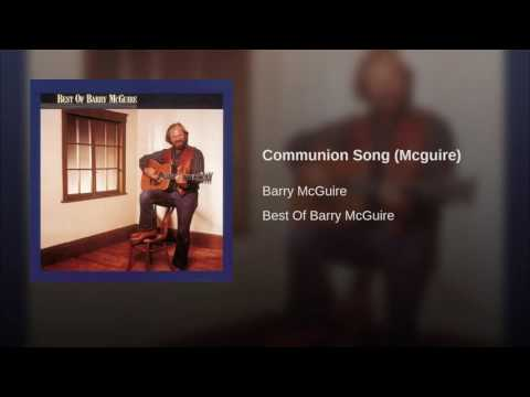 Communion Song Mcguire   YouTube