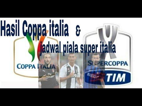 juventus hasil coppa italia dan jadwal final piala super ...