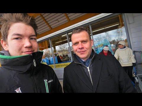 haastattelussa Petteri Orpo