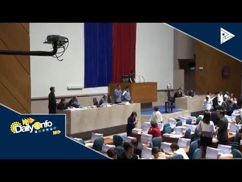 Davao City Mayor Sara Duterte, pinabulaanan ang pahayag ni Pichay