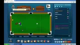Бильярд девятка - онлайн игра