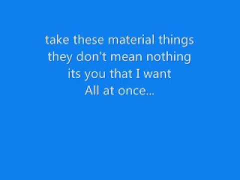 Alisha Keys - Doesn't Mean Anything Lyrics