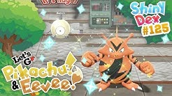 SHINY ELECTABUZZ AND MAGNEMITE in POKEMON LET'S GO PIKACHU and EEVEE!