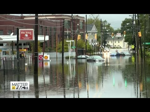 Charleston's Chronic Flooding: How The City Plans To Survive As Sea Levels Rise