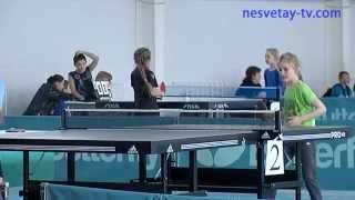 Турнир по настольному теннису памяти Владимира Здоровца