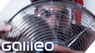 Schlafen ohne Ventilator - Can you survive Sommer? | Galileo | ProSieben