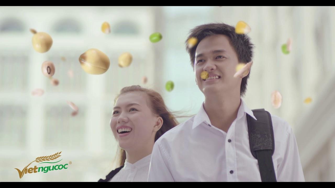 Việt Ngũ Cốc | TVC Quảng cáo Ngũ Cốc uống liền – Năng lượng xanh cho cả gia đình