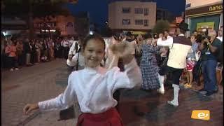 XXIV Festival Internacional de Folklore. Pasacalle Carrizal 26.07.2019
