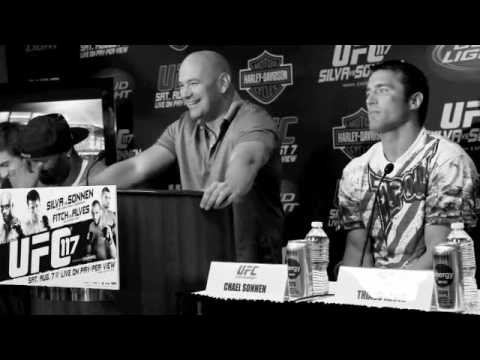 Dana White UFC 117 Video Blog - 8/7