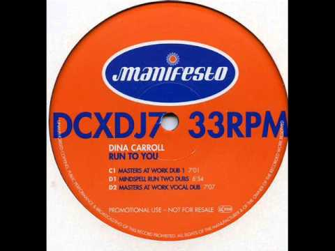 {UK viewers only} Dina Carroll - Run To You [Masters At Work Vocal Dub] (1997)