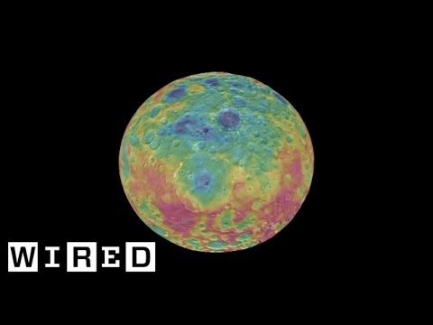 Stunning Views of Dwarf Planet Ceres