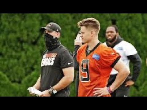 Joe Burrow QB Of Cincinnati Bengals Lost To Cleveland Browns, Will Not Win With Zac Taylor