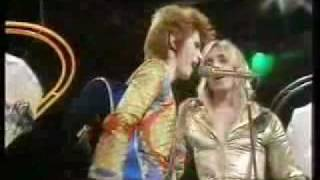Ziggy Stardust And  The Spiders From Mars - Starman Live In 1972