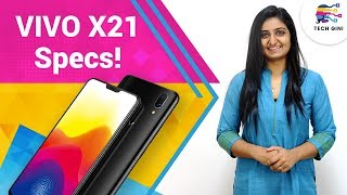 VIVO X21 Launched | Vivo x21 Full Specifications, Features, Camera,...