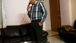Karoake Singing : Main Pal do pal ka shayar hun