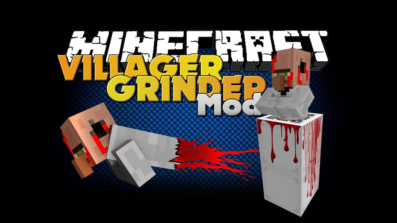 how to make a mob grinder 1.12 small