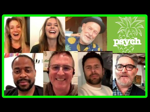 Psych Updates From Psych 2 Lassie Come Home, Cast And Potential Psych The Movie 3