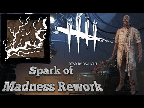 An electrifying update - Dead by daylight (Spark of Madness rework) |