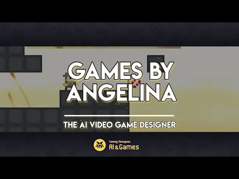 Games By ANGELINA The AI Game Designer