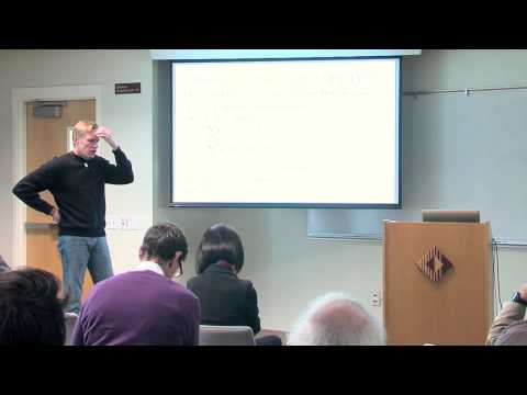"Jerome Busemeyer - ""Quantum Reasoning About Sequences of Events"""