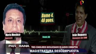 Baixar Magistratura descompuesta :consejeros envueltos en audios corruptos