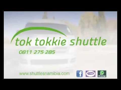 Tok Tokkie Airport Shuttle Swakopmund, Windhoek, Namibia to Botswana Also