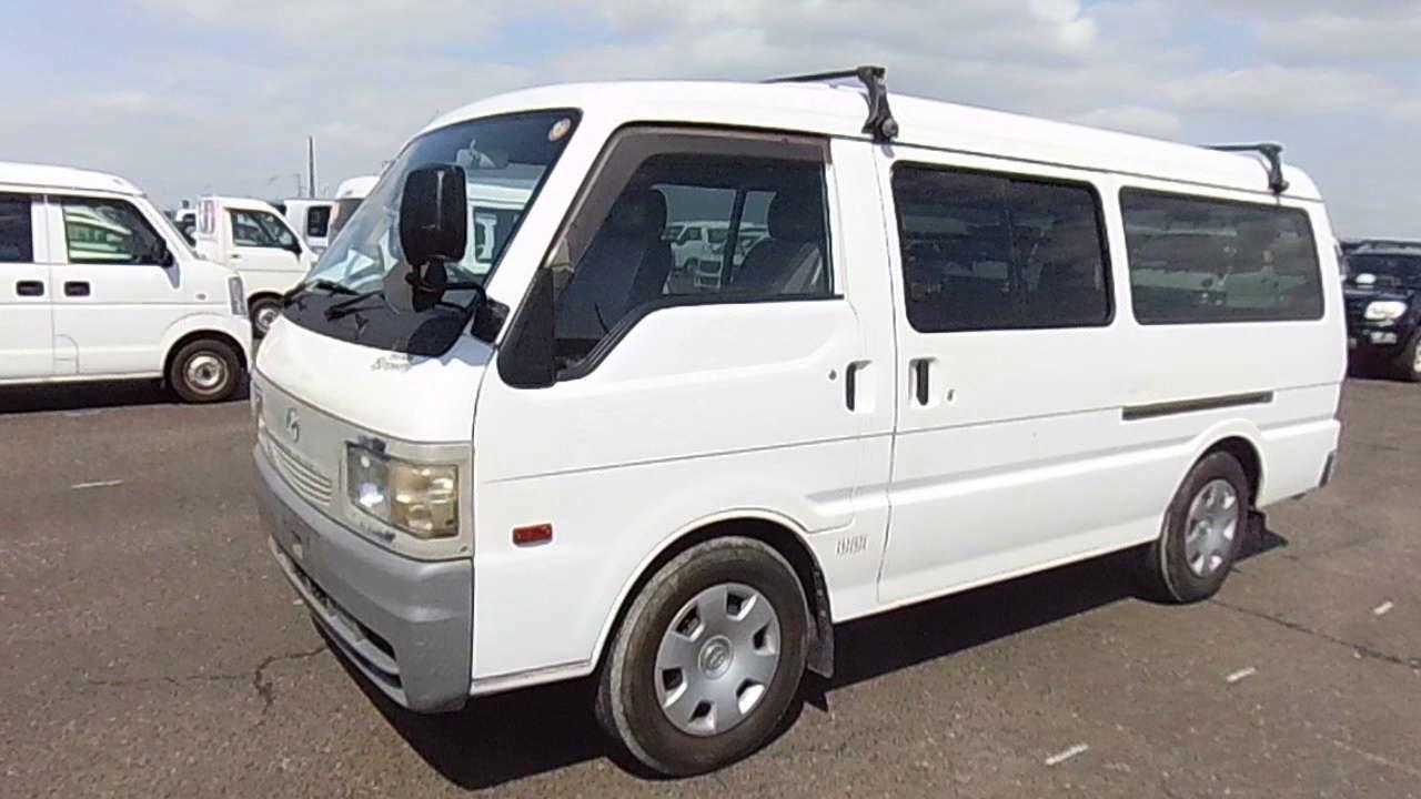 Used 2007 MT Mazda Bongo Brawny Van SKE6V 39173 for sale ...