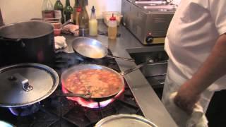 Seafood & Andouille Sausage Jambalaya Dinner Recipe.