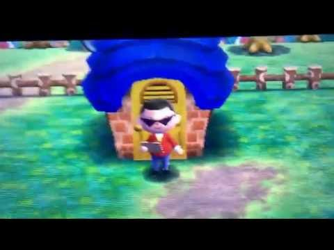 Animal crossing happy home designer part 18:building o hare house