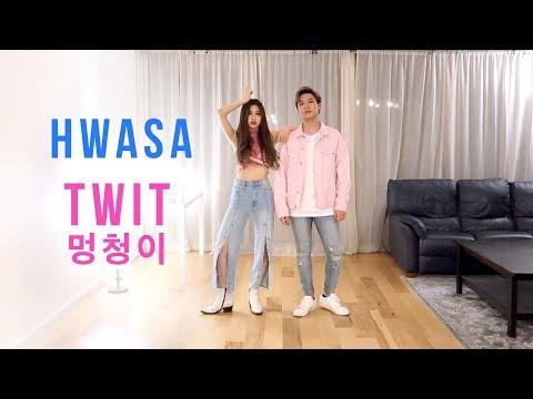 HWASA (화사) – TWIT (멍청이) Dance Cover | Ellen and Brian
