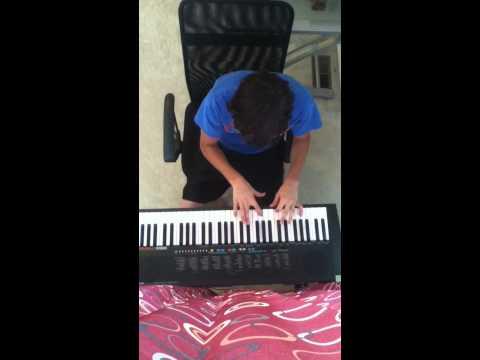 Beethovens 5 Secrets On Piano(cello Riff)