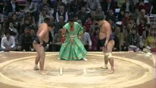平成25年十一月場所5日目 sumo 大相撲 九州場所.