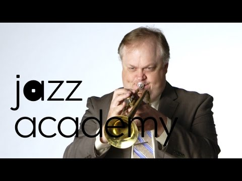 Warm Up And Practice Techniques On A Trumpet, Part 2